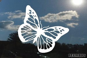 Monarch Butterfly Window Decal