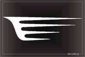 Fender Stripe Die-cut Decal