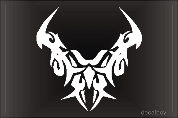 Tattoo Design Die-cut Decal