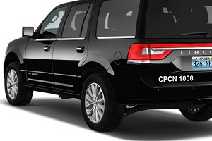 Cpcn Number For Limousine Decal