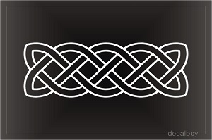 Celtic Knot Armband Decal