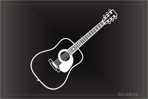 Guitar Decals Amp Stickers Decalboy