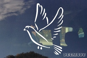 Dove 7 Decal