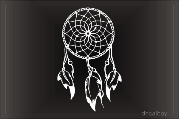 Dreamcatcher Decal