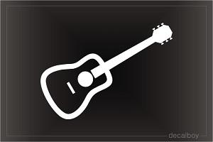 Musical Instruments Decals Amp Stickers Decalboy