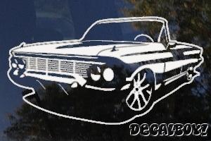 Lowrider Decals Amp Stickers Decalboy