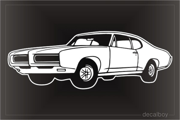 Muscle Decals Stickers Decalboy
