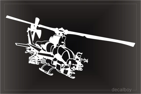 Roban Ah 1 Cobra Decal