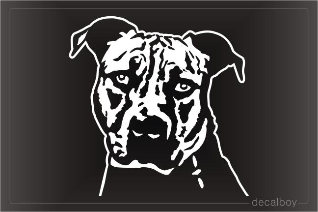 Dogs Decals Stickers Decalboy - Decals for trucks windows