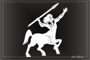 Centaur Mythical Car Decal