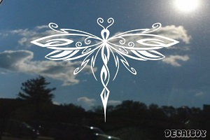 Decorative Dragonfly Decal