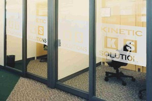 Office Frosted Glass Film