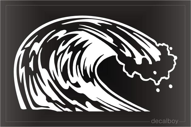 Ocean Decals Amp Stickers Decalboy