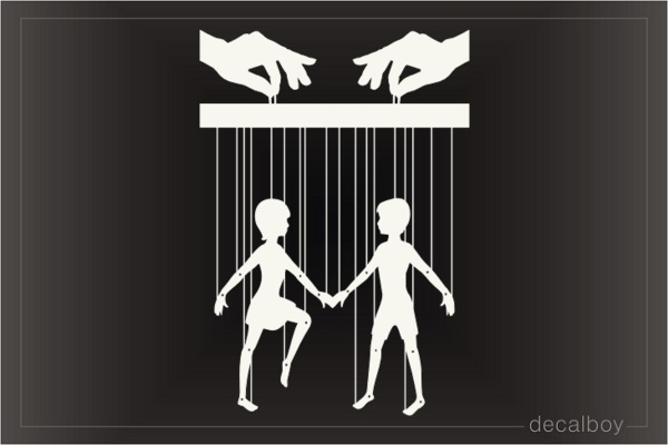 Marionette Dolls Decal