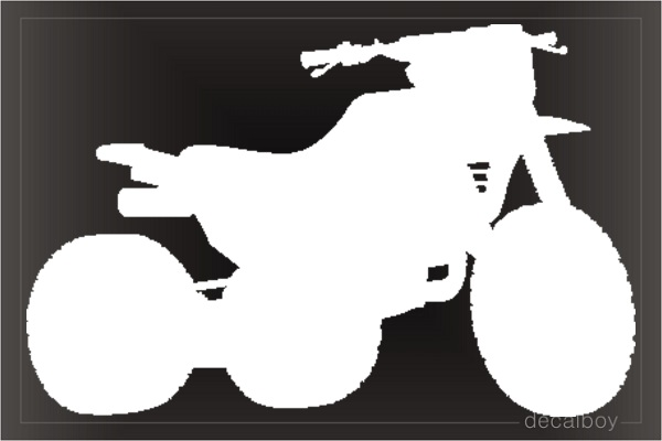 Atv Decals Amp Stickers Decalboy
