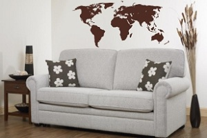 Atlas Wall Decal