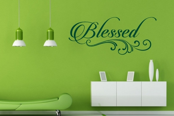 Lettering Wall Decal