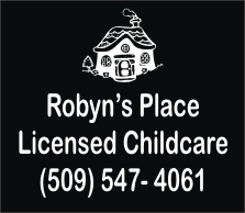 Childcare sign decal